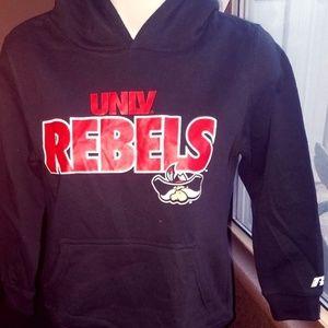 NEW Kids Medium UNLV Rebels Hoody